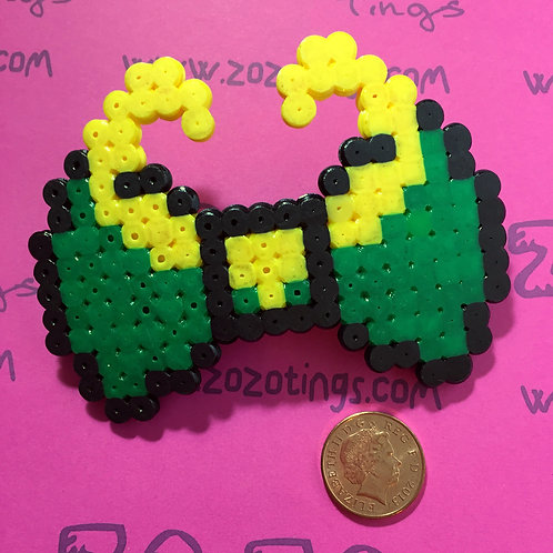 Loki Pixel Hair Bow