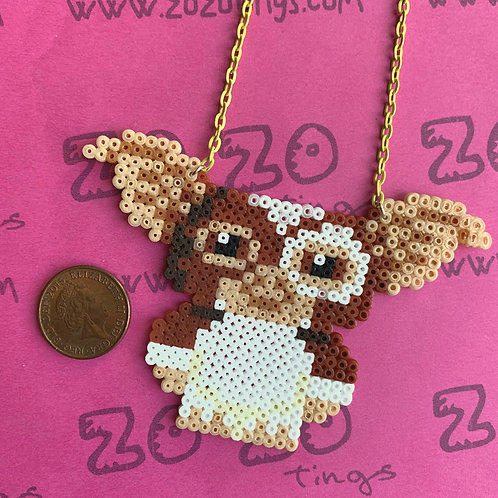 Gizmo Pixel Necklace