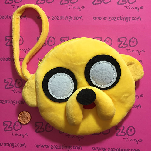 Adventure Time Jake Coin Purse