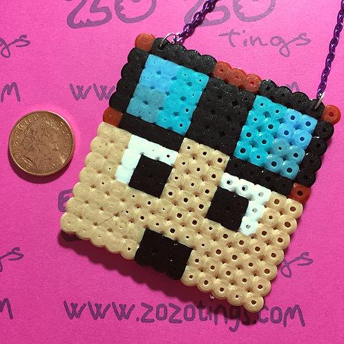 DanTDM Pixel Necklace