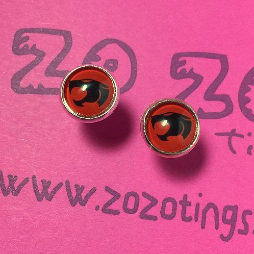 ThunderCats Stud Earrings