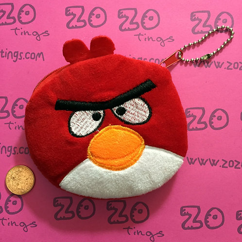Angry Birds Coin Purse