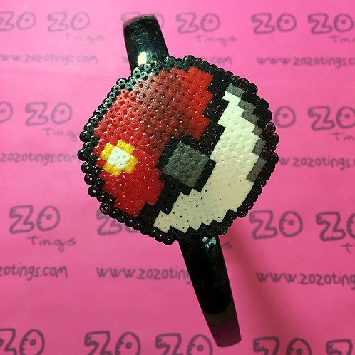 Pokemon Poké Ball Pixel Headband