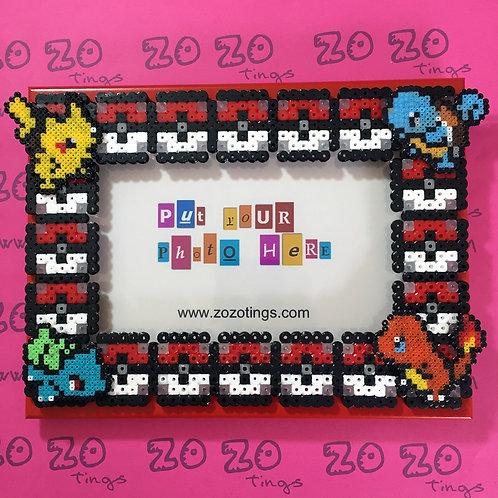 Pokemon Pixel Photo Frame