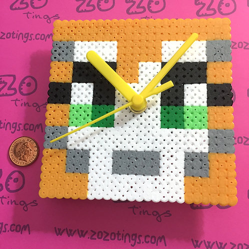 StampyLongNose Pixel Clock