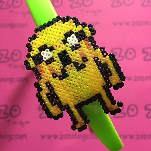 Adventure Time Jake Pixel Headband