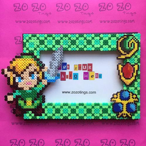 Legend of Zelda Pixel Frame