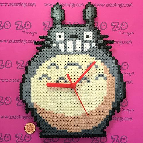 Totoro Pixel Clock