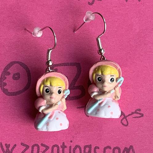 Toy Story Little Bo Peep Earrings
