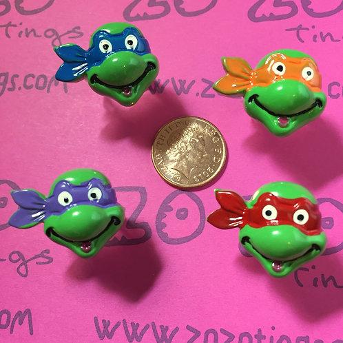 Turtles 'TMNT' Rings