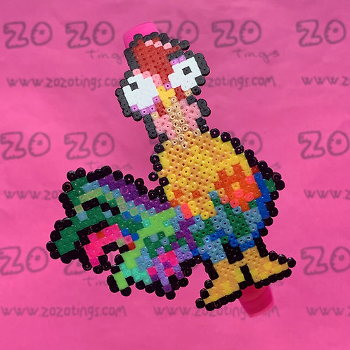 Moana 'Heihei the Chicken' Pixel Headband