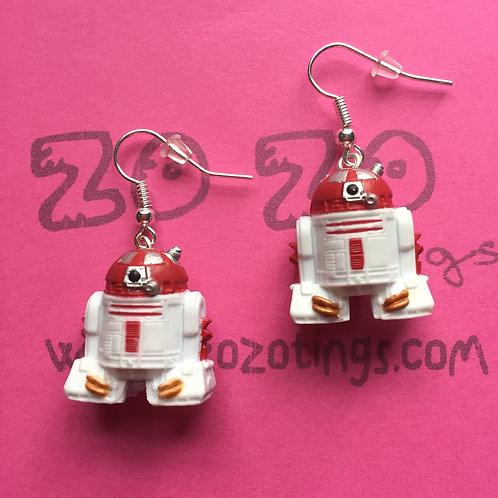 Star Wars R4-P17 Fighter Pod Earrings