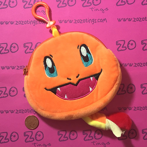 Pokemon Charmander Maihoo Coin Purse