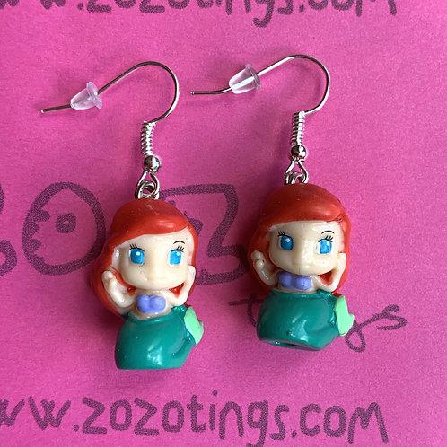 The Little Mermaid 'Ariel' Earrings