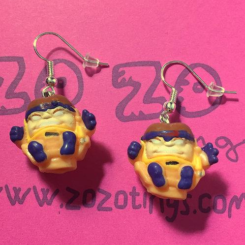 MODOK Squinkie Earrings