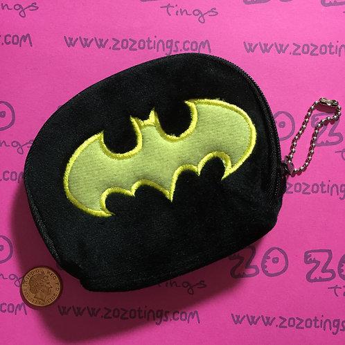 Batman Black Coin Purse
