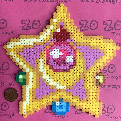 Sailor Moon Crystal Star Christmas Tree Topper