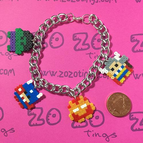 The Avengers Pixel Bracelet