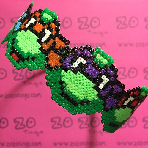 Turtles 'TMNT' Pixel Headband