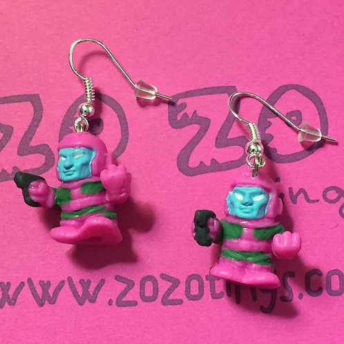 Kang the Conqueror Squinkie Earrings