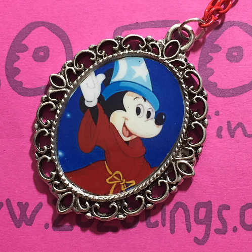 Mickey Mouse Vintage Pendant