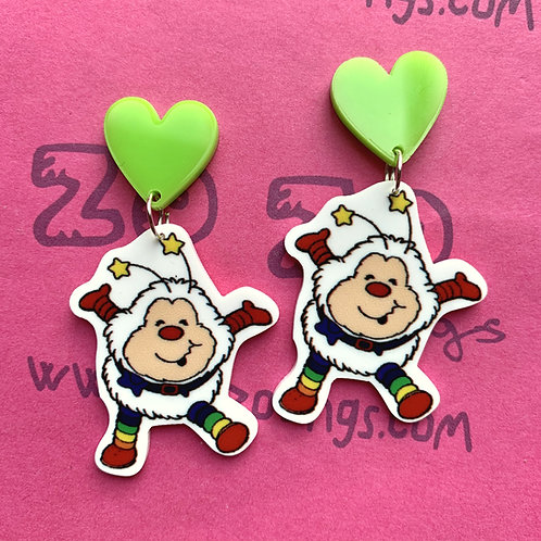 Rainbow Brite Twink Stud Earrings