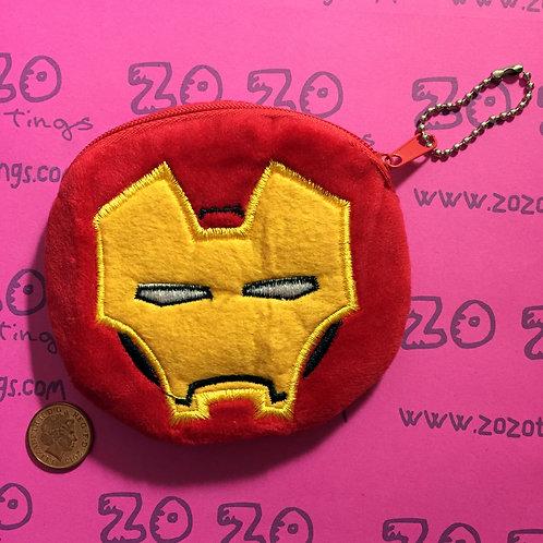 Iron Man Coin Purse
