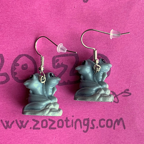 The Little Mermaid 'Flotsam & Jetsam' Earrings