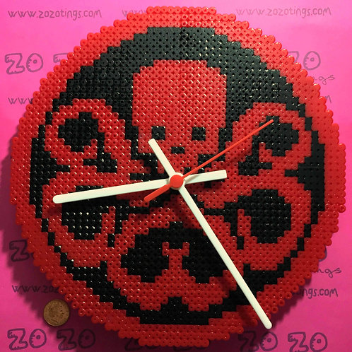 Marvel Hydra Pixel Clock