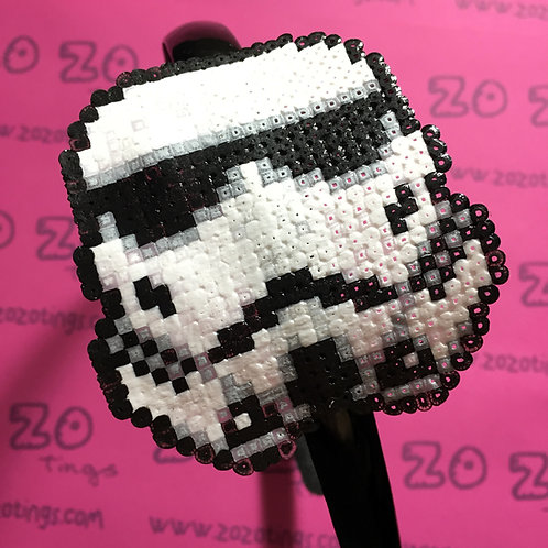 Star Wars Stormtrooper Pixel Headband