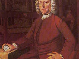 John Harrison: Finding the Time