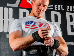 David Woolson: Conquering the Weight