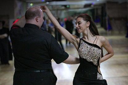 Heart of Dance Instuctor Amalia Dancing