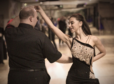 Let's Dance Again - Staying Safe during Ballroom Dance Lessons