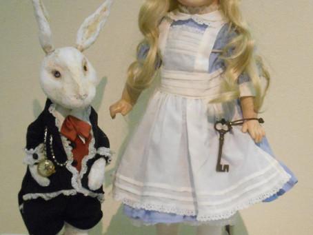アリスと3月ウサギ