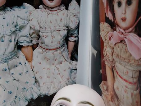 パリの人形たち 後藤敬一郎様の写真集
