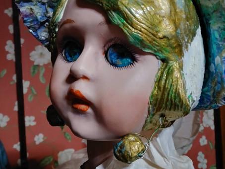 GALLEY SHIMIZU 横浜 立体の展示です♪