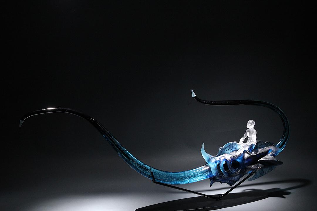 Marée bleue