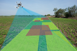 drone for agriculture, smart farmer use