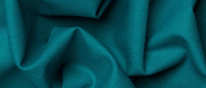 Lenzuola Colore Blu Canard
