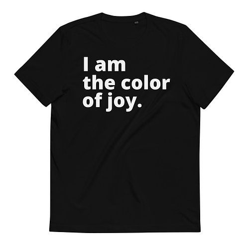 I am the color of joy.
