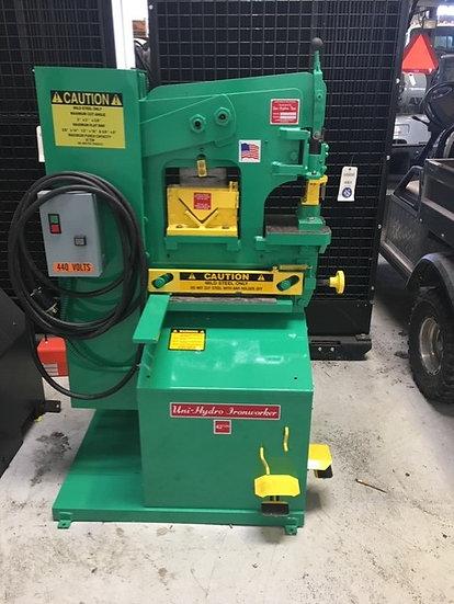 Uni Hydro 40 Ton Ironworker