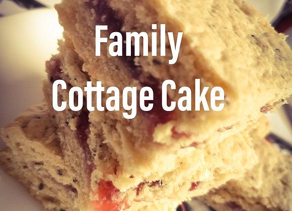 Family Cottage Cake Baking Kit