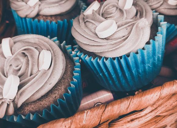 Parma Violet Cupcake Baking Box