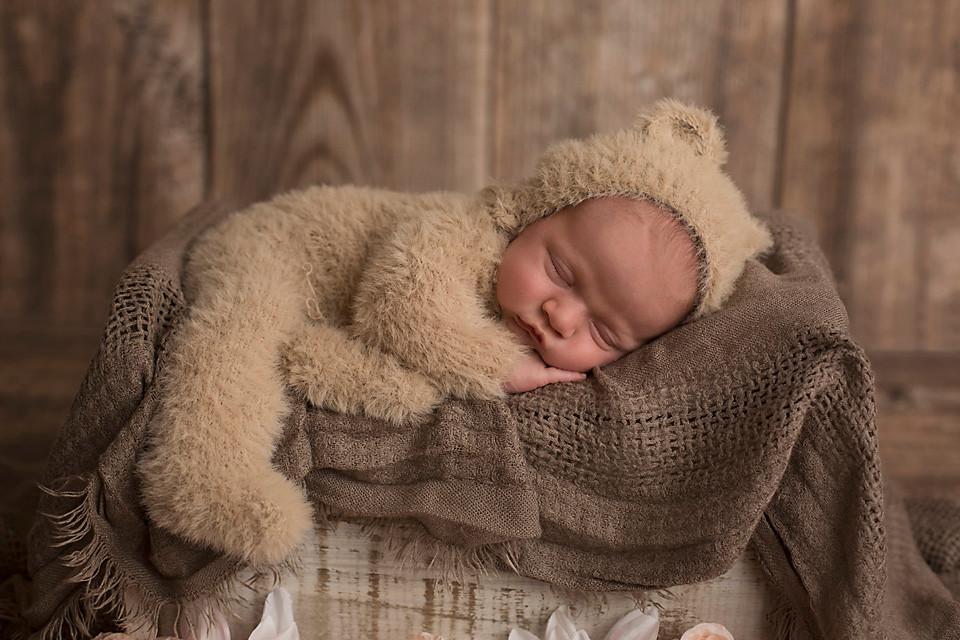 bear outfit newborn