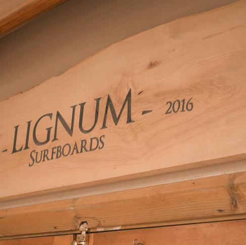 Lignum X Love Local Collective