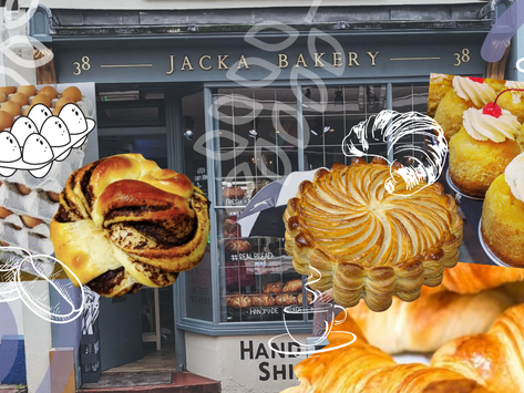 Jacka Bakery - The New Deli in Town