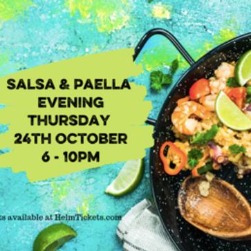 Salsa and Paella