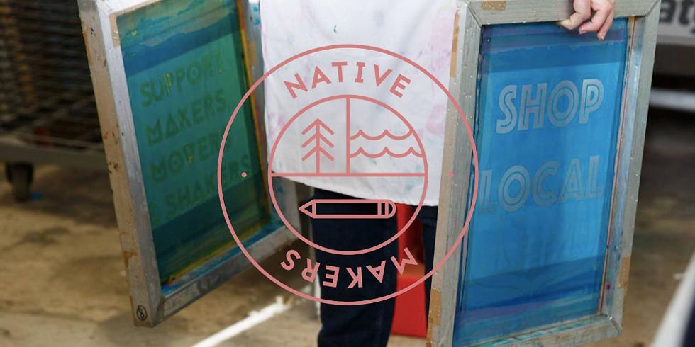 Native Makers Summer Market
