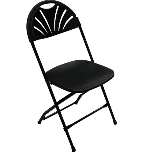 Black Fan Back Chair.jpg
